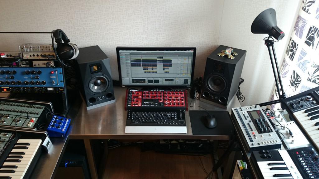 XAKK Studio 2014