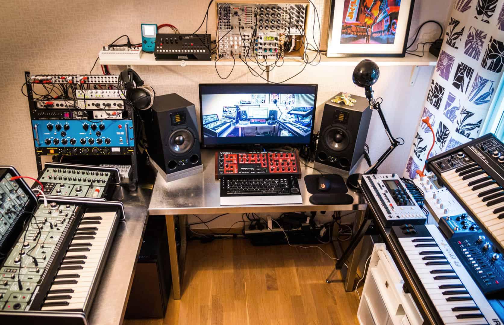 My studio 2016