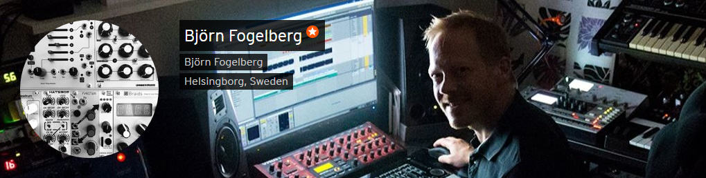 Björn Fogelberg on Soundcloud