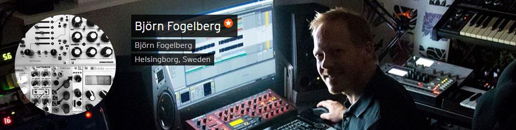 Björn Fogelberg on Soundcloud