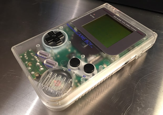 Game Boy Crystal