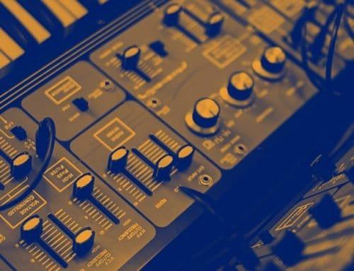 Roland System-100 ACID MANIA Live performance