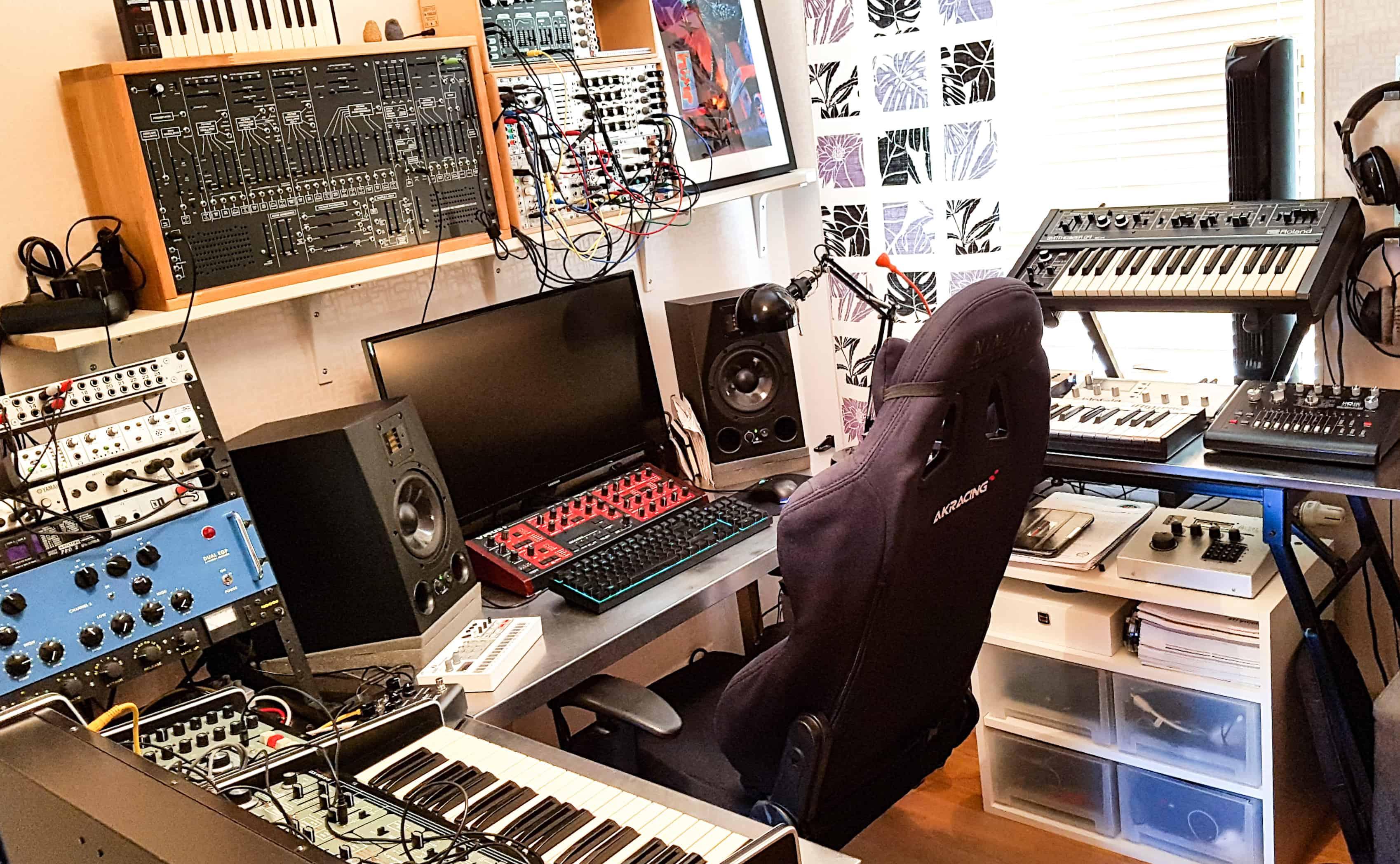 XAKK Studio 2018