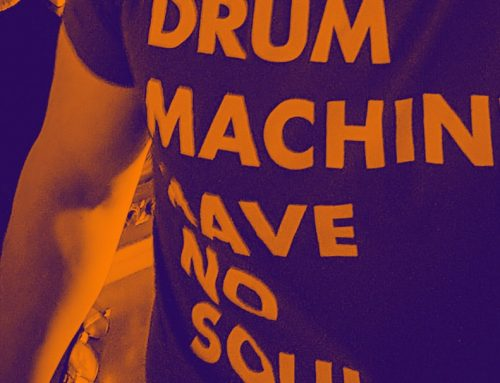 Drum Machines Have No Soul