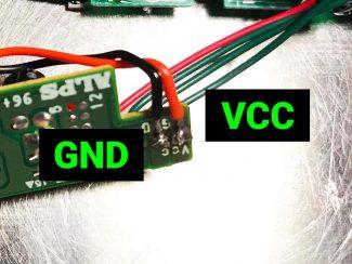 Game Boy Decoupling capacitor mod