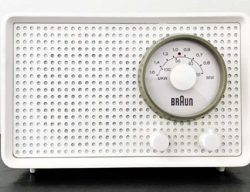 My latest refurbishing project: The Braun SK-2 from 1955