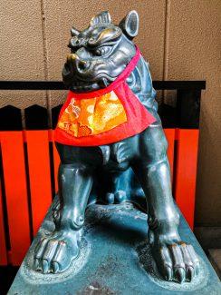 Temple doggy